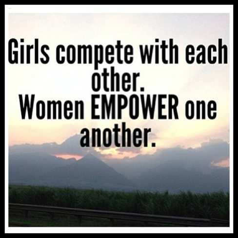 Girls Compete, Women Empower