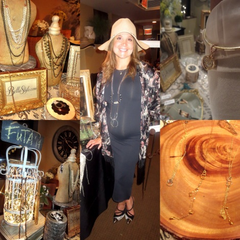 Loved viewing the Belle Style jewelry!