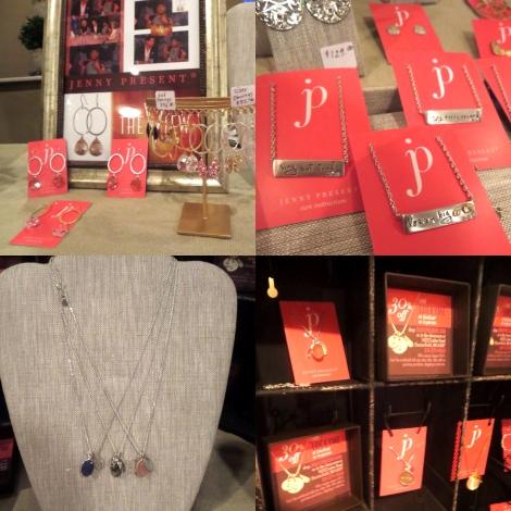 Inspirational jewelry by Jenny Present