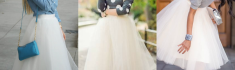 tulle skirt, fashion, style, spring fashion trend