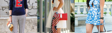4th of july style, werk wednesday, red white blue fashion, summer fashion trends, stl style blogger