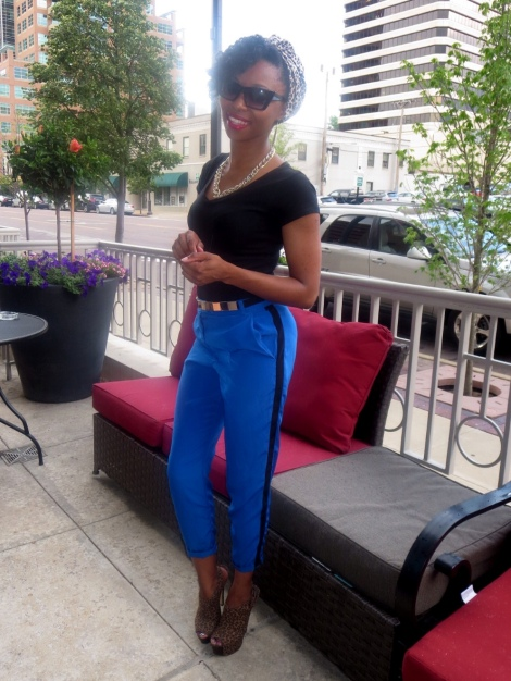 Ruth's Chris, Clayton, St Louis Dining, stl fashion blogger, bstyle, alive magazine, party on the patio