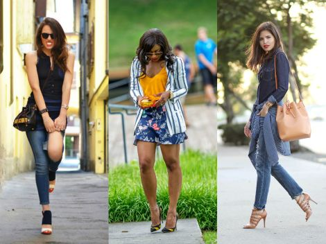 werk wednesday, lovestyletransform, the blues, fashion bloggers, style inspiration, color fashion trend, fashion, style