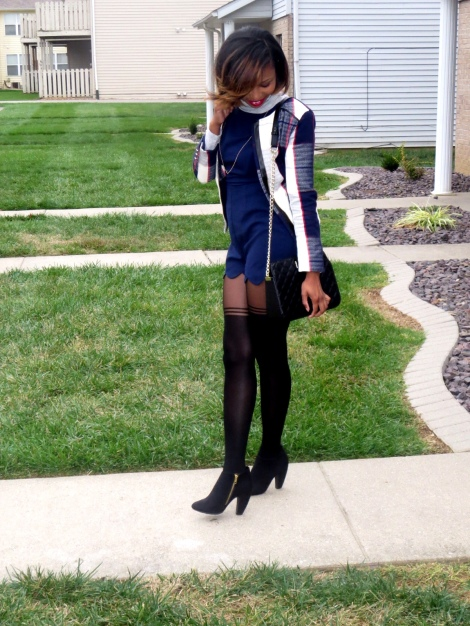 bstyle, lst, lovestyletransform, fashion, stl fashion blogger, women's fashion, fall fashion, target blazer, tj maxx