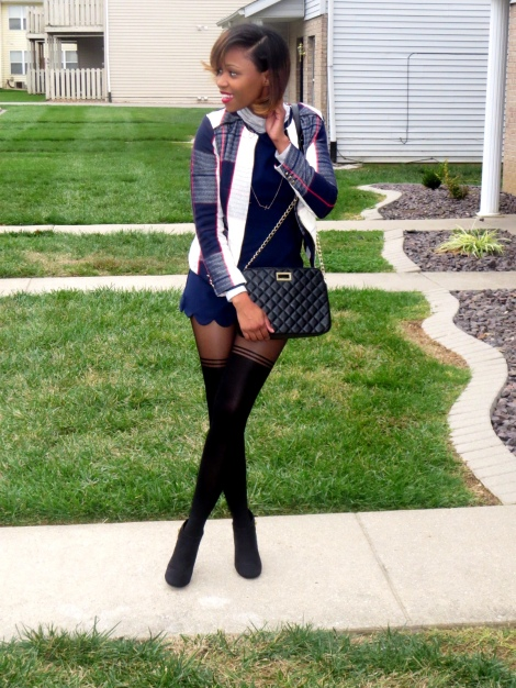 bstyle, lst, lovestyletransform, fashion, stl fashion blogger, women's fashion, fall fashion, target blazer, tj maxx