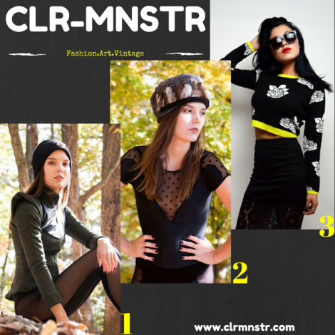 CLR-MNSTR, alive holiday, christmas gift guide, stl fashion blogger, alive magazine