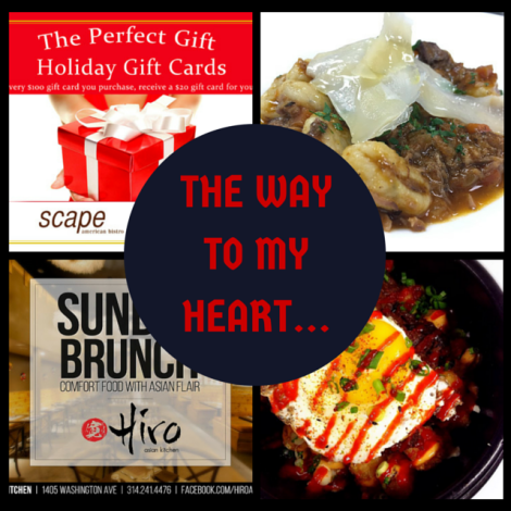 hiro asian kitchen, scape american bistro, alive holiday, christmas gift guide, stl fashion blogger, alive magazine